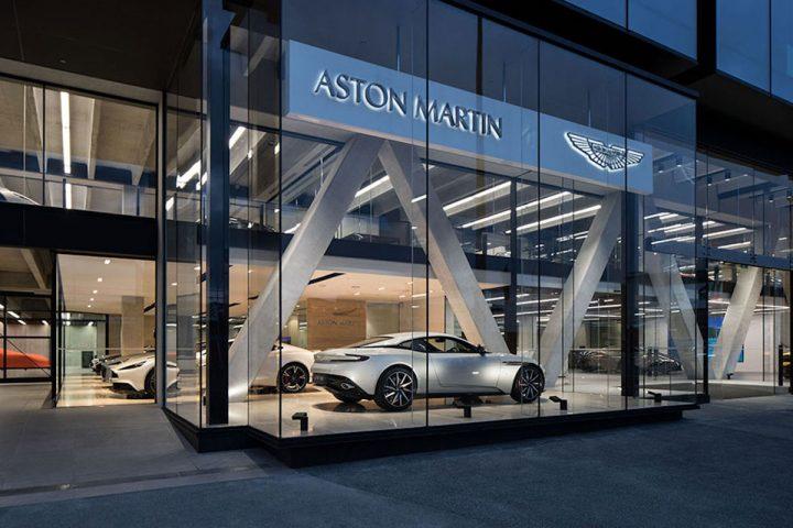 Aston Martin Auckland Showroom Debuts in New Zealand