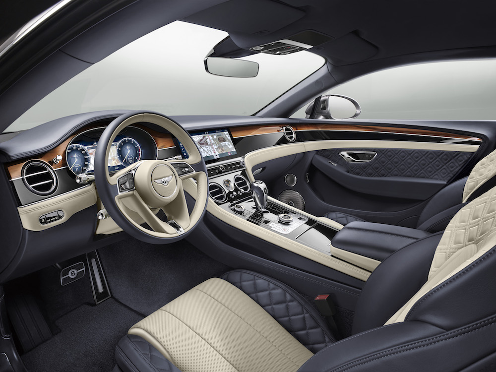 Bentley Continental GT Will Debut at the IAA Frankfurt Motor Show