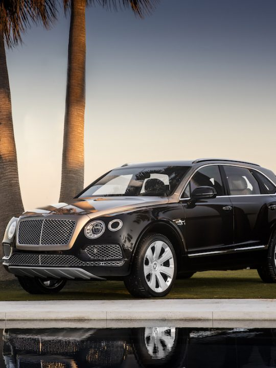 Bentley Brings Three North American Debuts to Monterey Auto Week