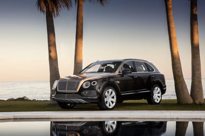 Bentley Brings Three North American Debuts to Monterey Auto Week