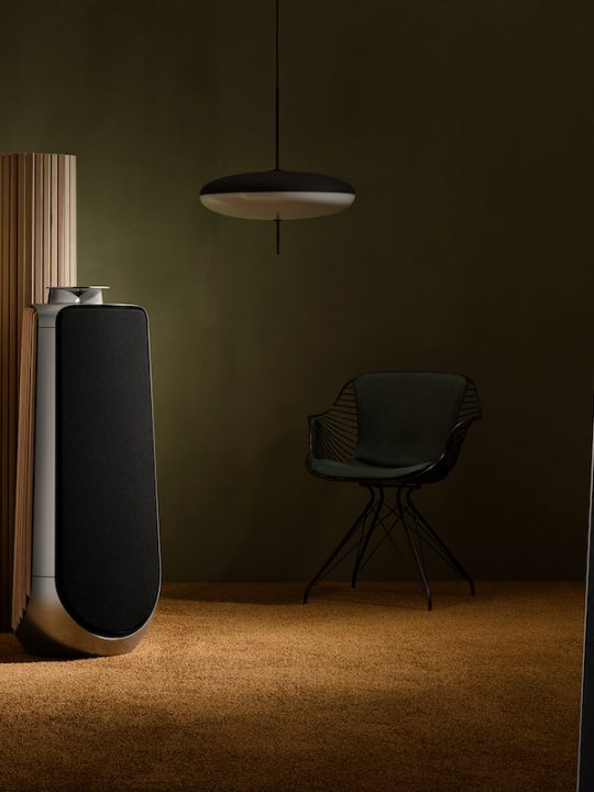 Bang & Olufsen Introduces BeoLab 50 Loudspeaker