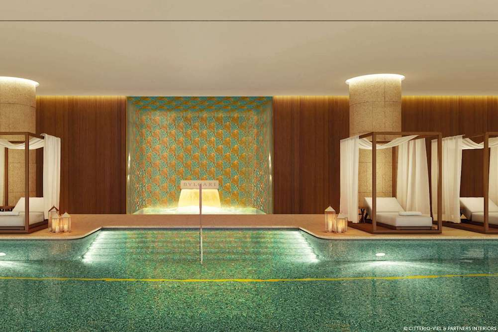 The Bulgari Hotel Beijing Is Debuting Next Month