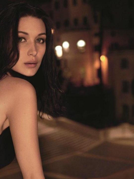 Bulgari Goldea, The Roman Night Film Starring Bella Hadid