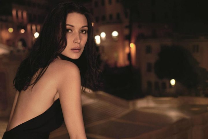 Bulgari Goldea, The Roman Night Film Starring Bella Hadid