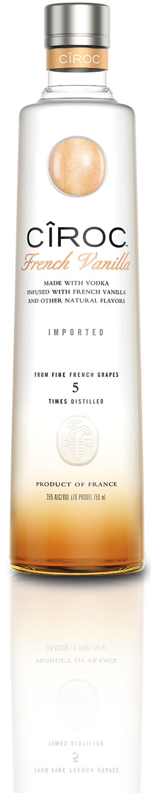 CÎROC Celebrates Global Launch of CÎROC French Vanilla