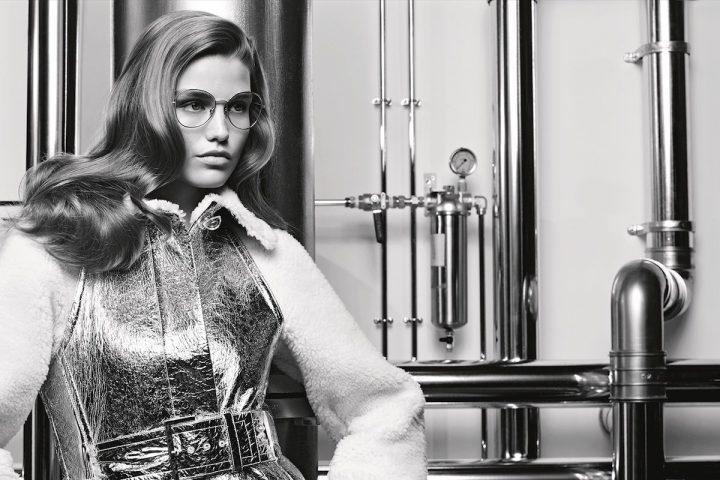 Chanel Fall-Winter 2017-18 Eyewear Campaign