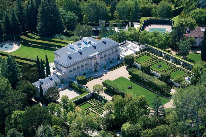 Iconic Bel Air Estate Chartwell Hits the Market for $350 Million