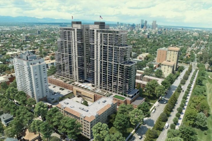 Denver's Newest and Most Exclusive Address - Country Club Towers II & III