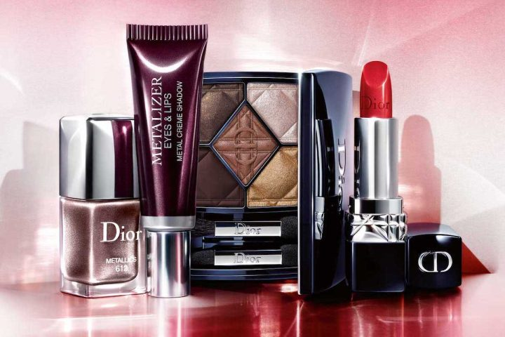 Dior Unveiled Metallics, an Autumnal Makeup Collection