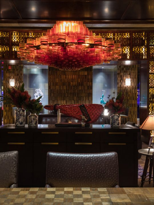 EQUIS, a High Quality Venue for the Social Elite, Opens in Beijing