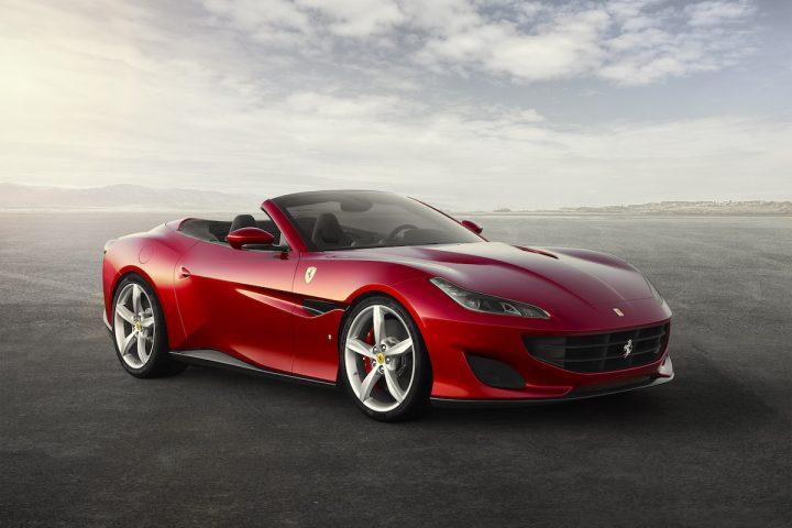 Ferrari Portofino to Make Its World Debut at the Frankfurt International Motor Show