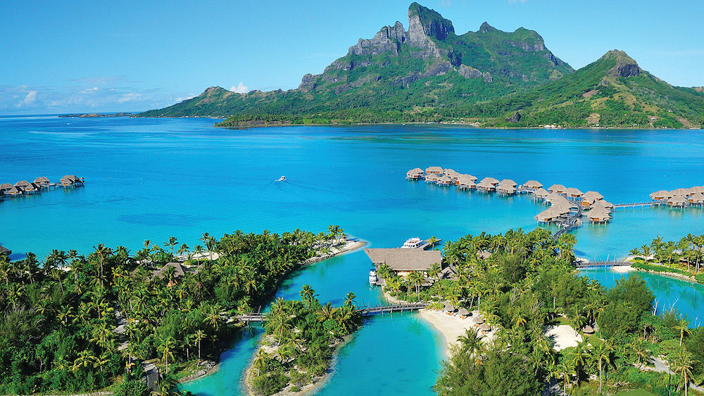 Four Seasons Resort Bora Bora Named #1 Top Epic Stay Hotel in the World by AFAR