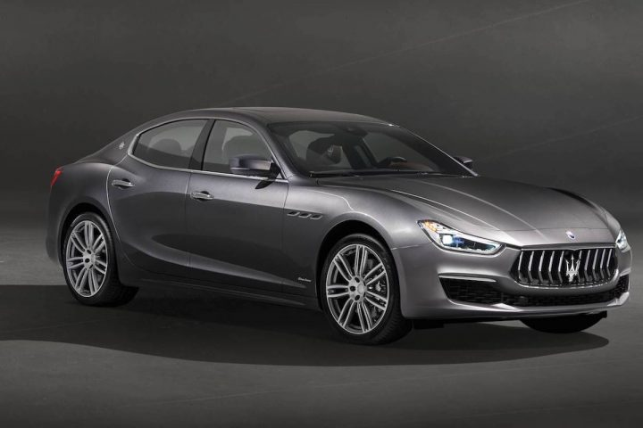 Maserati Ghibli GranLusso Is Unveiled