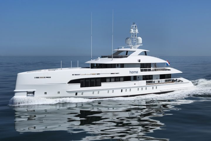 Heesen Yachts to Premier M/Y Home at the Monaco Yacht Show