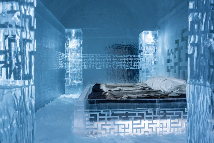 ICEHOTEL Announced Its Lineup for the 2018 Art Suite Designs