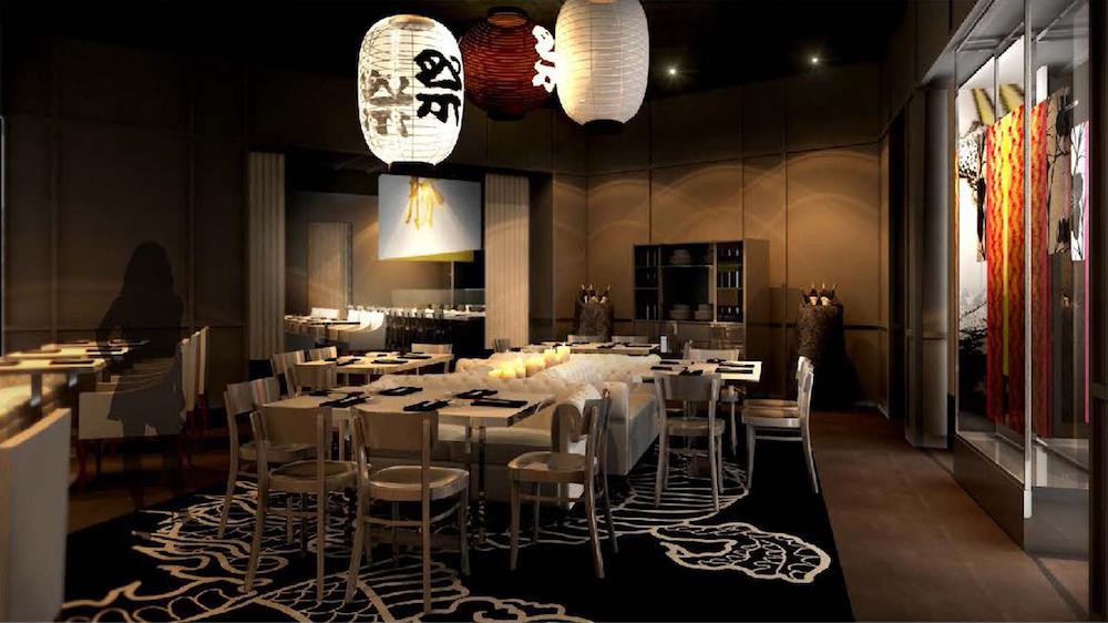 Katsuya Debuts in The Bahamas at Baha Mar Casino