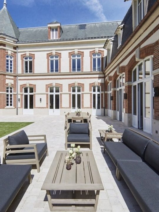 A Unique Reception Venue, Krug Family Home, Reopens at 5 rue Coquebert in Reims