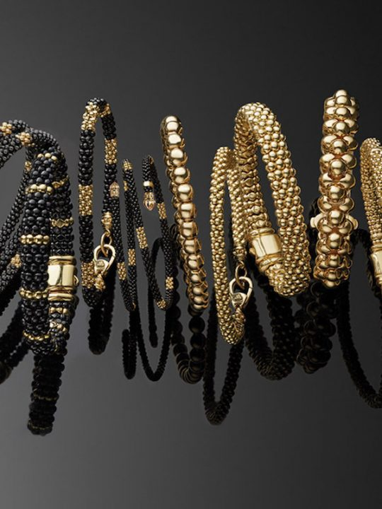 LAGOS Launches the Caviar Gold Collection of Jewelry