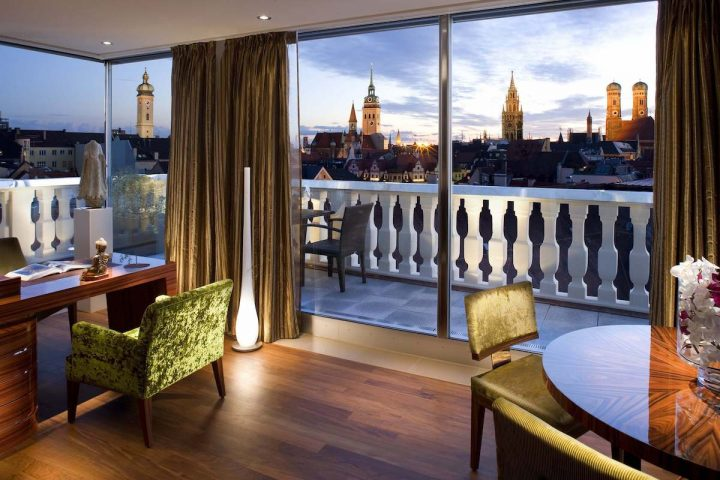 Mandarin Oriental, Munich Launches Exclusive Package For Oktoberfest 2017