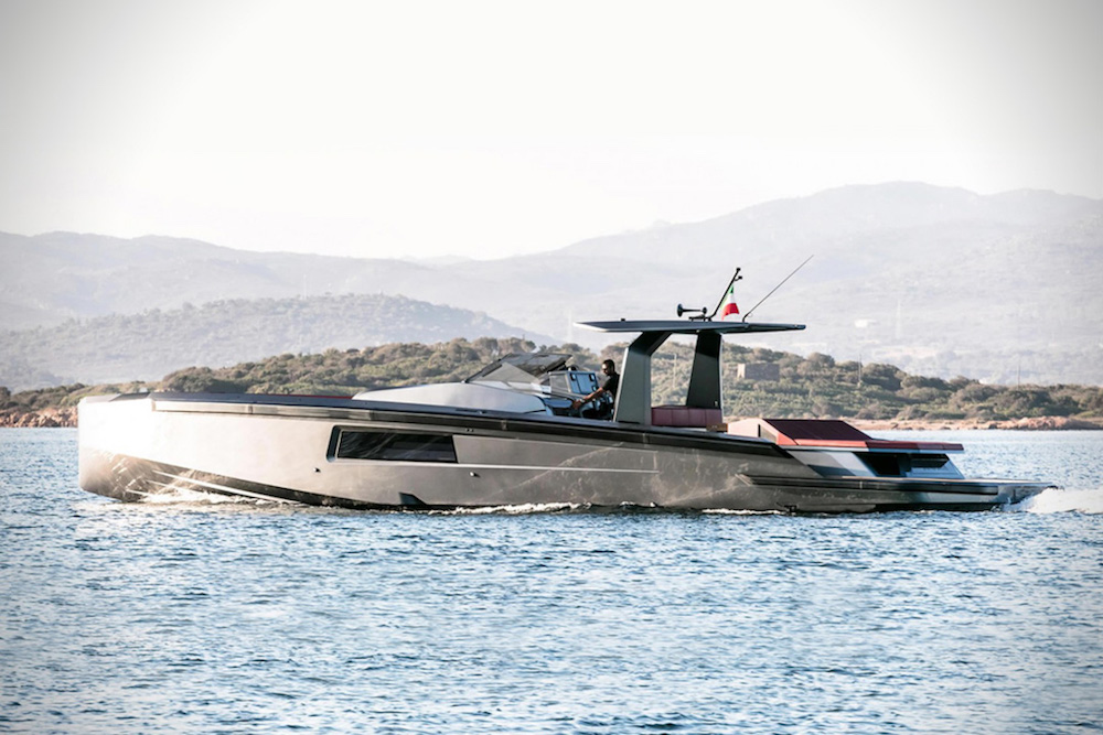 Maori 54ft Open Day Boat Will Whisk You to Your Yacht in Style