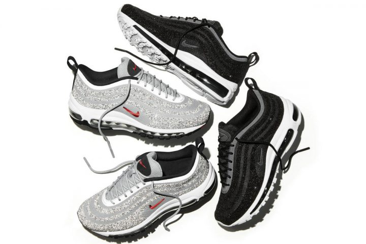 "Nike Air Max 97 LX ""Swarovski"" to Hit the Stores on September 7"