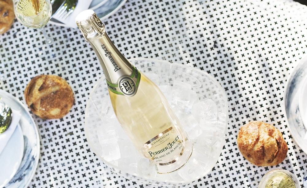 Love at First Sip: The Perrier-Jouët Blanc de Blancs Cuvée