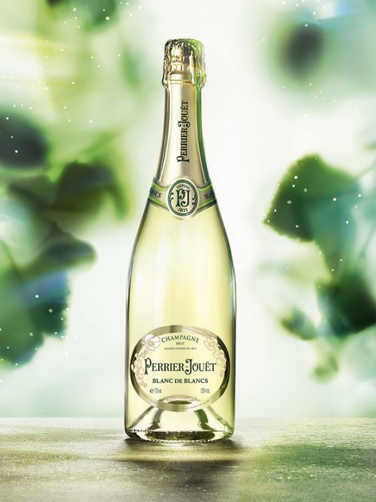 Love at First Sip: The Perrier-Jouët Blanc de Blancs Cuvée