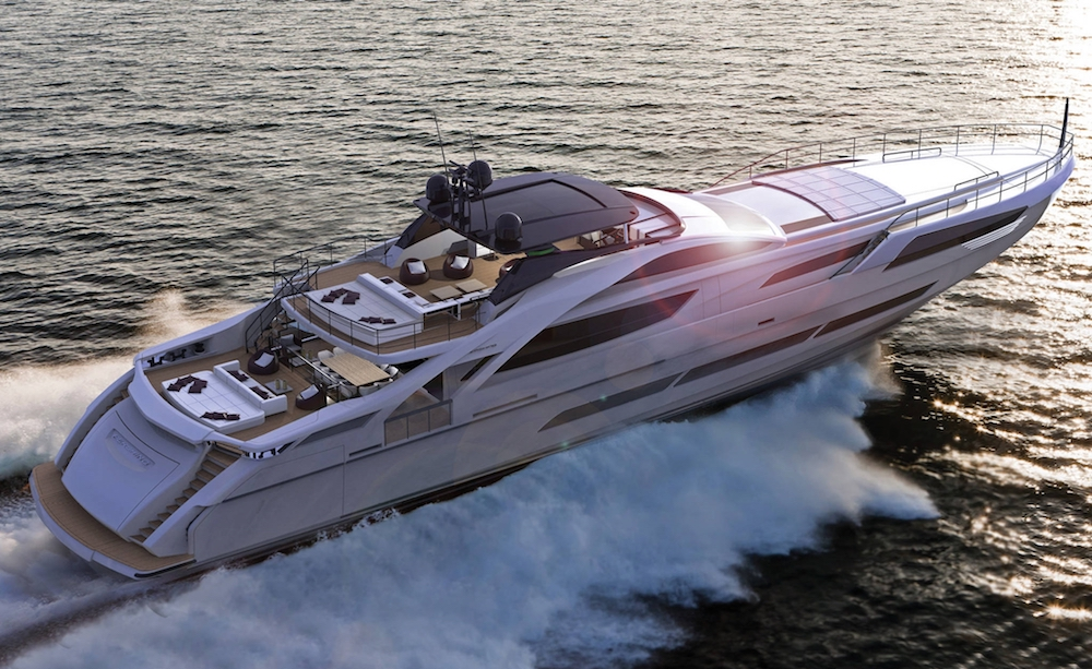 Pershing Is Building Its Biggest Yacht Ever - Pershing 140