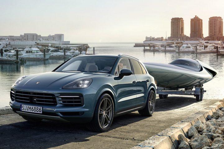 Porsche Unveiled the New 2019 Cayenne
