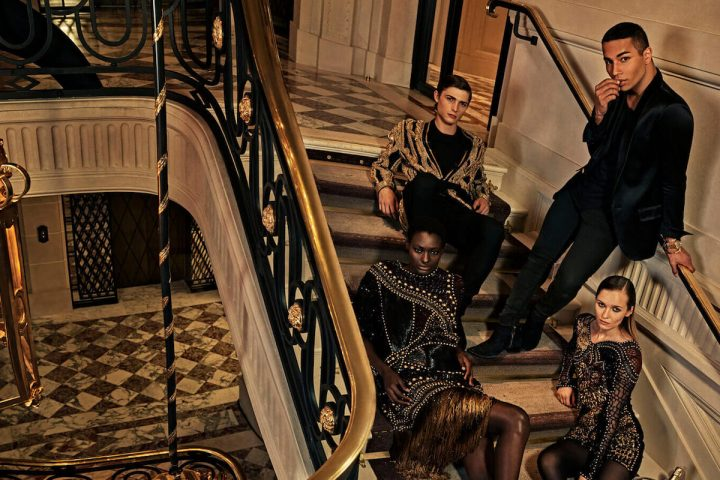 Olivier Rousteing Is a Rosewood Regular in a New Rosewood Hotels & Resorts Campaign