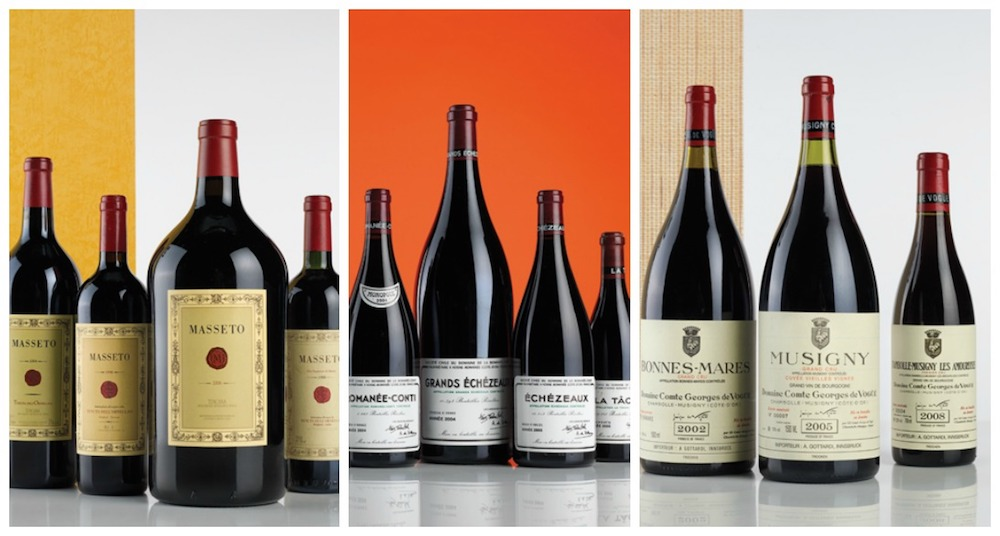 Sotheby's Hong Kong to Auction off Wines from the Cellar of Fux Restaurant
