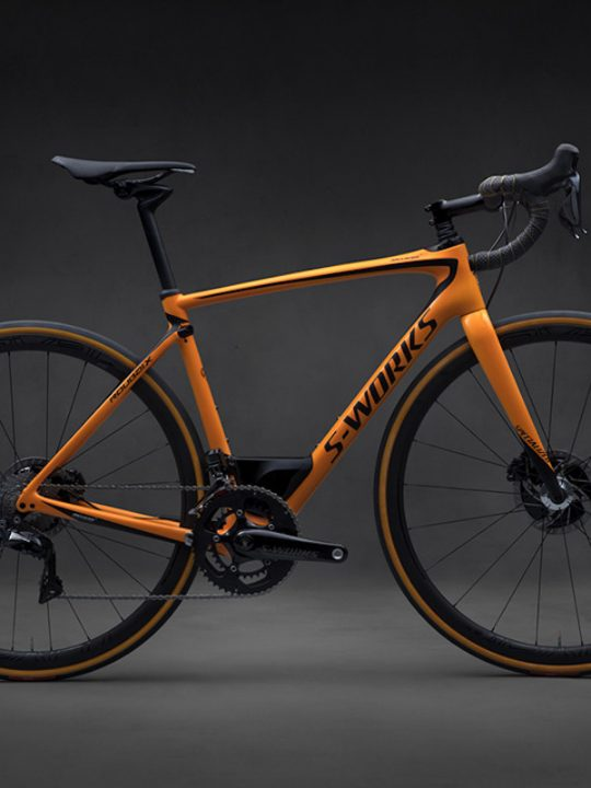 Specialized Creates the McLaren of Bicycles - S-Works Roubaix