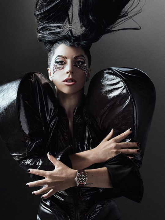 TUDOR Announces Lady Gaga as New Brand & #BornToDare Campaign Ambassador