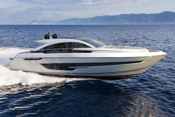 Fairline Yachts' Targa 63 GTO to Be Showcased at Fort Lauderdale International Boat Show