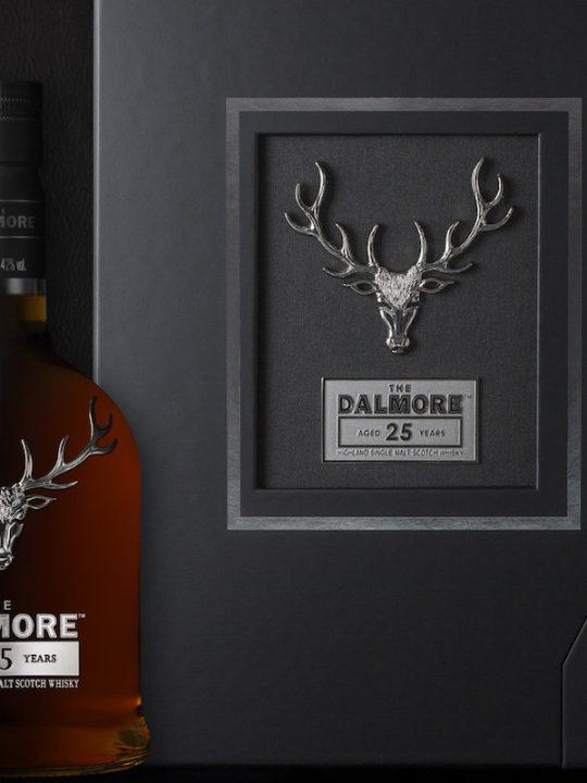 The Dalmore 25 Year Old Single Malt Scotch Whisky Will Hit the U.S. Stores This Month