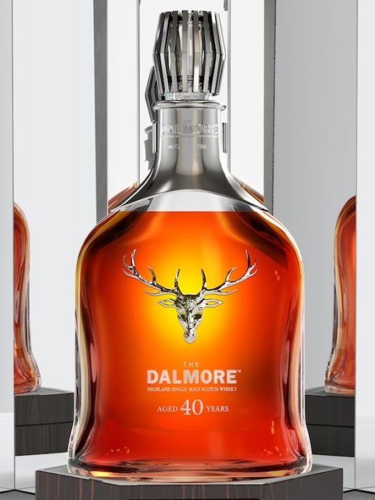 The Dalmore 40 Is a Rare Single Malt Whisky from the Heart of the Scottish Highlands