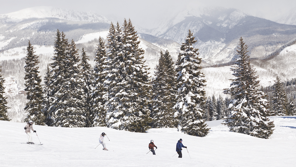 A Snow Vacation at Four Seasons Resort and Residences Vail
