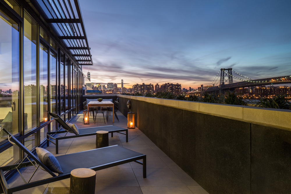 Behold the Most Expensive Penthouse on the Market in Williamsburg, Brooklyn