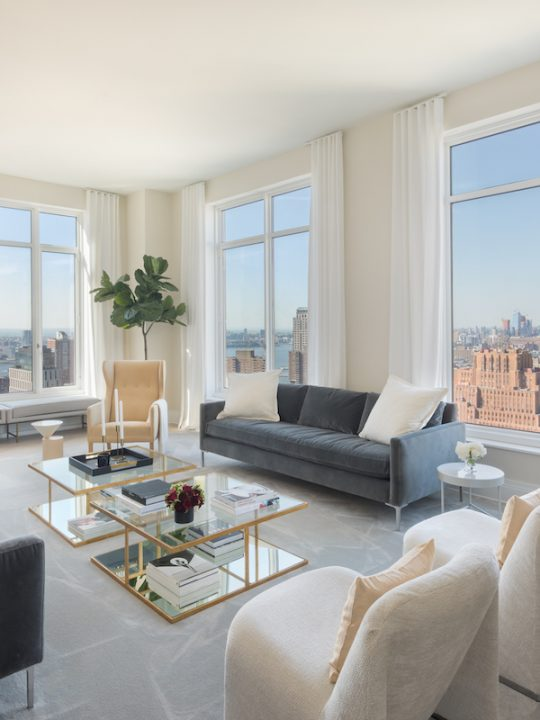 Peek Inside Robert A.M. Stern's NYC 30 Park Place as Seen by Brooklyn-Based Designer ASH NYC