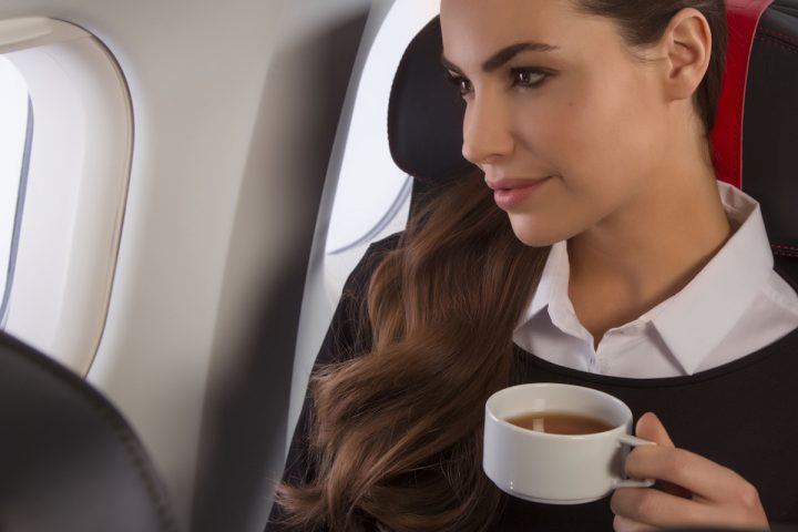 Air France Offers the Premium Palais des Thés Teas to Business Class Travelers