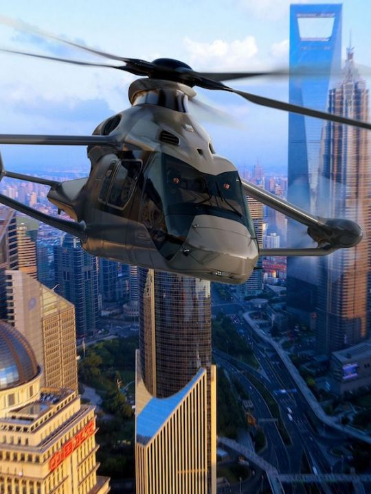 Airbus Helicopters' Project Racer Is the Future of High-Speed Rotorcraft