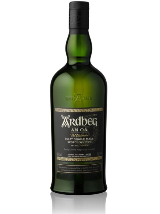 Ardbeg Releases New An Oa Whisky