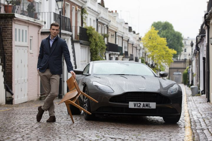Hackett Unveiled Third Aston Martin Capsule Collection