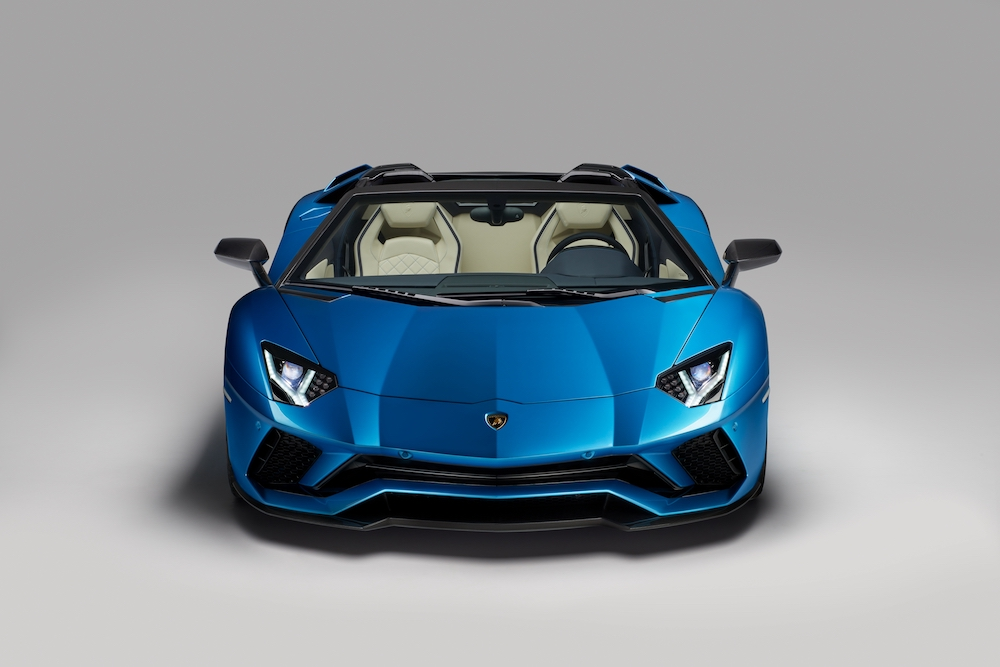 Lamborghini Aventador S Roadster Is Here