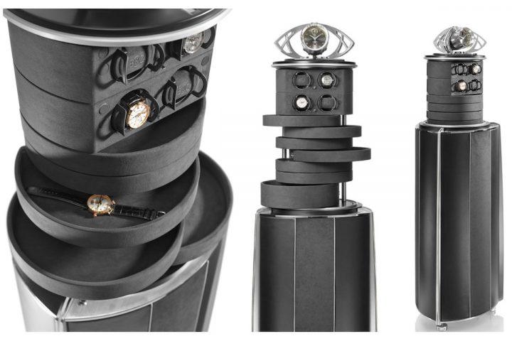 BUBEN&ZORWEG Has Unveiled the New Illusion Luxury Safe