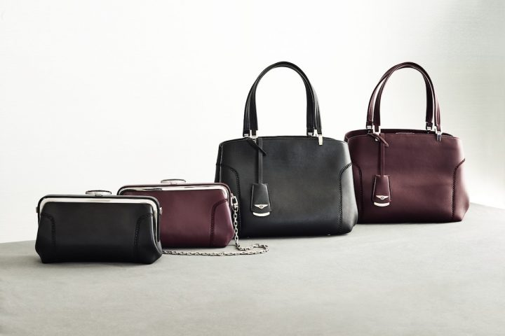 Bentley Launches the Iconic Classics Collection of Ladies' Handbags