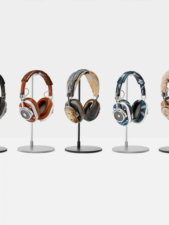 Master & Dynamic to Auction off Custom-Made MH40 Over-Ear Headphones