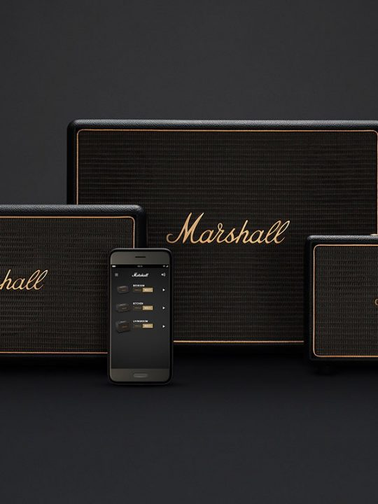 The Marshall Wireless Multi-Room System