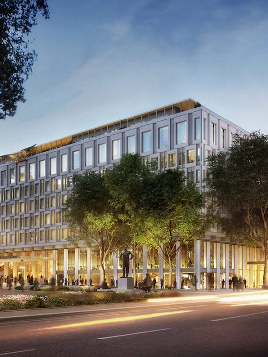Rosewood Hotels & Resorts To Open Second London Hotel on Grosvenor Square