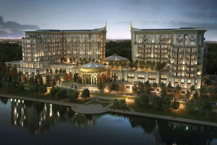 The St. Regis Astana Introduces a New Level of Luxury and Glamour to Kazakhstan